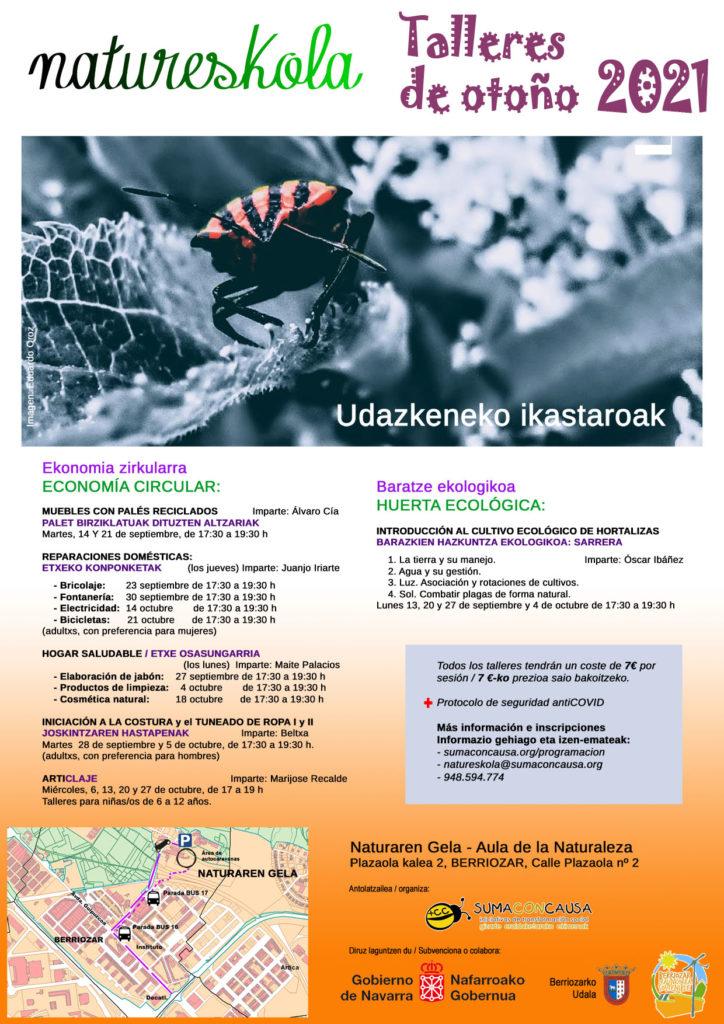 programa natureskola 2021